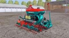 Sulky Xeos v2.2 para Farming Simulator 2015