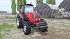 Bielorrússia 1822 v1.2.1 para Farming Simulator 2017