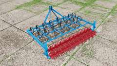 Gorenc Granoter 220 para Farming Simulator 2017