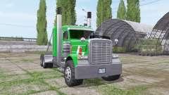Peterbilt 379 Flat Top v1.01 para Farming Simulator 2017