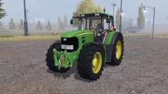 A John Deere 7530 Premium para Farming Simulator 2013