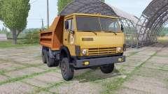 KamAZ 55111 1989