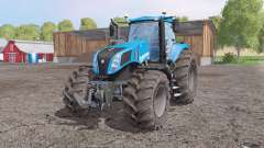 A New Holland Т8.320 para Farming Simulator 2015