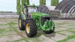 John Deere 8520 v3.0 para Farming Simulator 2017