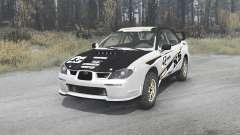 Subaru Impreza WRX STi (GDB) 2007 Rally
