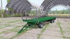 ZDT PV15 Galan v1.1 para Farming Simulator 2017