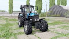 MTZ-1221 Bielorrússia v2.2 para Farming Simulator 2017