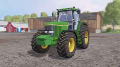 John Deere 7810 weight para Farming Simulator 2015