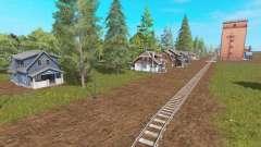Canadian National v5.0 para Farming Simulator 2017