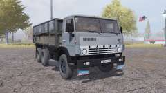 KamAZ 55102 v2.0 para Farming Simulator 2013