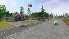 Canadian National v6.0 para Farming Simulator 2017