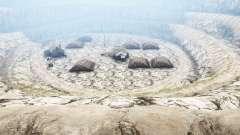 Área de mineração para MudRunner