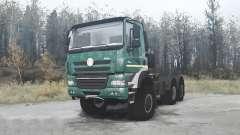 Tatra Phoenix T158 agro para MudRunner