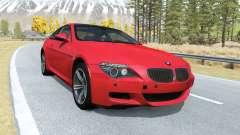 BMW M6 Coupe (E63) 2010