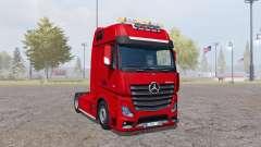 Mercedes-Benz Actros (MP4)