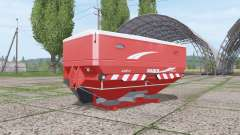 RAUCH AXIS H 50.2 EMC W v1.1 para Farming Simulator 2017