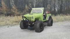 Jeep Wrangler Rubicon (JK)
