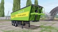 Fliegl DHKA Agrarvis para Farming Simulator 2017