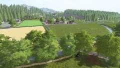 Woodshire v1.1 para Farming Simulator 2017