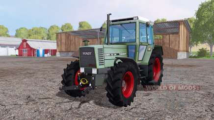 Fendt Farmer 312 LSA Turbomatik para Farming Simulator 2015