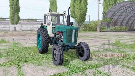 UMZ 6L v1.0.1 para Farming Simulator 2017