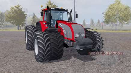 Valtra T162 twin wheels para Farming Simulator 2013