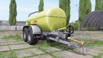 Fliegl Poly Line 18.500 v1.3 para Farming Simulator 2017