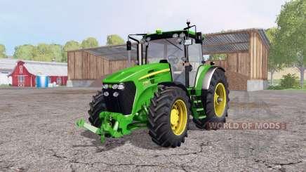 A John Deere 7730 para Farming Simulator 2015