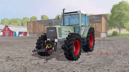 Fendt Farmer 311 LSA Turbomatik para Farming Simulator 2015
