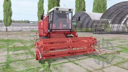 Bizon Rekord Z058 v2.0 para Farming Simulator 2017