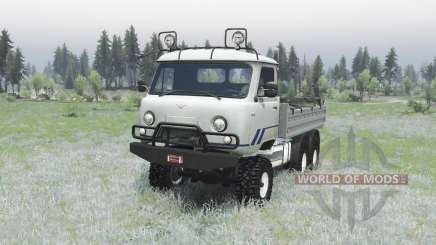 UAZ 452ДГ para Spin Tires