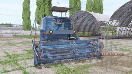 Bizon Z056 Super old para Farming Simulator 2017