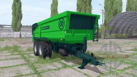 Miedema MT 15 para Farming Simulator 2017