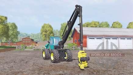 Timberjack 870B v1.3.1 para Farming Simulator 2015