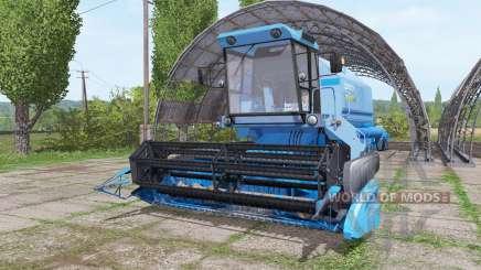 Bizon Z058 v1.1 para Farming Simulator 2017