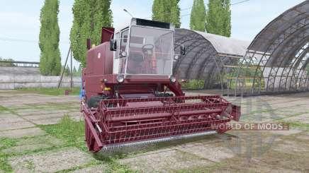 Bizon Z056 Super v0.5 para Farming Simulator 2017