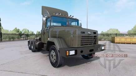 KrAZ 6443-080 para American Truck Simulator