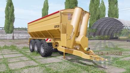 Richard Western GR30 para Farming Simulator 2017