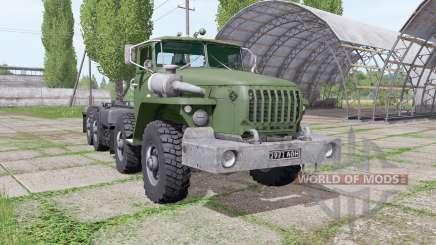 Ural 6614 é um carregador de para Farming Simulator 2017
