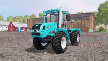 HTZ 17222 multicolor para Farming Simulator 2015