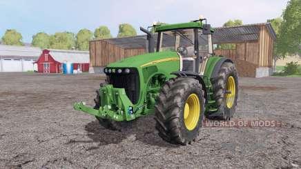 John Deere 8220 green para Farming Simulator 2015