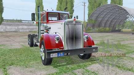 Kenworth 523 1953 v1.1 para Farming Simulator 2017