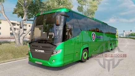 Scania Touring K410 para Euro Truck Simulator 2
