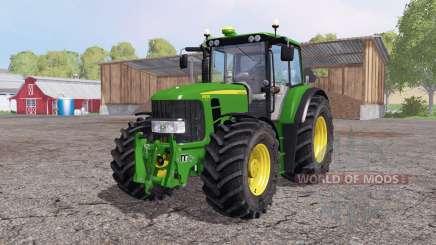 A John Deere 6930 Premium para Farming Simulator 2015