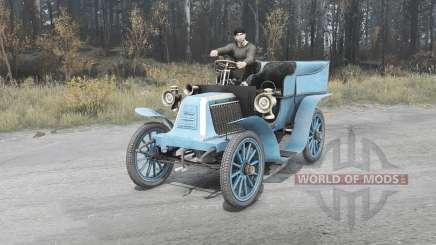 Renault Type G 1902 para MudRunner