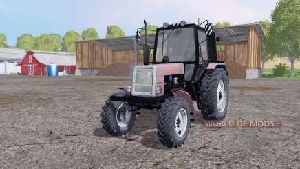 MTZ-Bielorrússia 1025 4x4 para Farming Simulator 2015