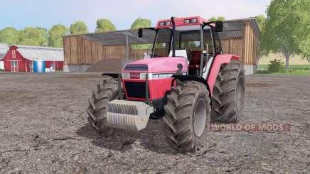 Case International 5130 front loader para Farming Simulator 2015