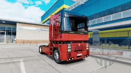 Renault Magnum Integral 1997 para Euro Truck Simulator 2