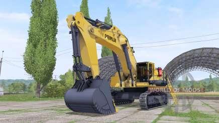 Caterpillar 6015B v1.1 para Farming Simulator 2017