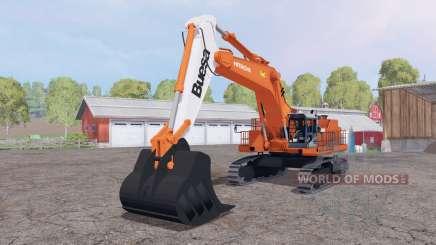 Hitachi EX1200-6 para Farming Simulator 2015